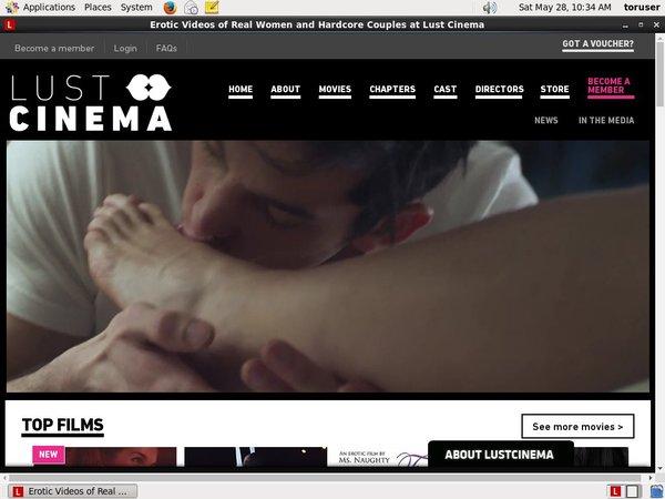 Accounts For Lustcinema.com