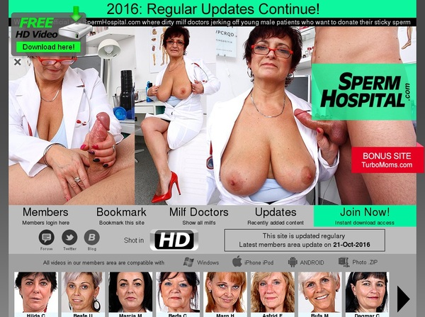 Spermhospital Account Creator