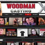 Woodman Casting X Full Account
