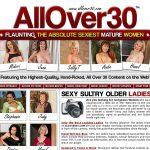 Allover30.com Paypal Discount