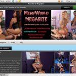 Mean World MegaSite Username