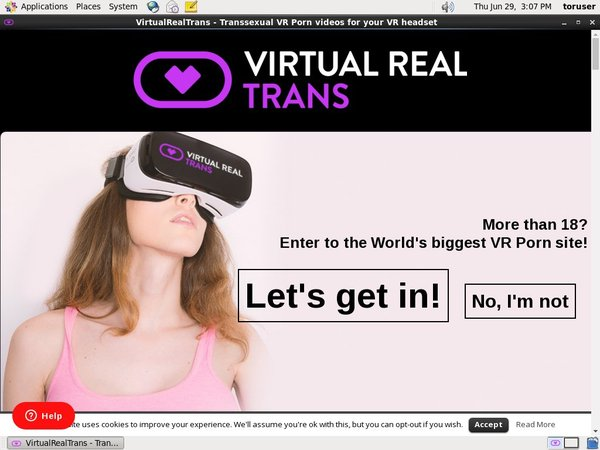 Virtual Real Trans Free Accounts And Passwords