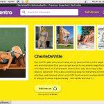 CherieDeVille Trial Videos