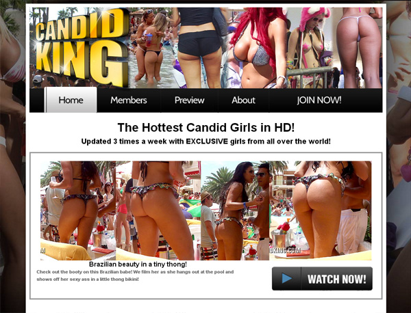 Candidking.com Signup Discount