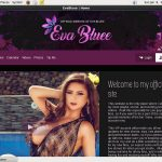 Eva Bluee Paswords