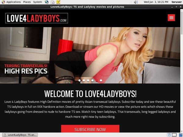 Com Love4ladyboys Free Passwords