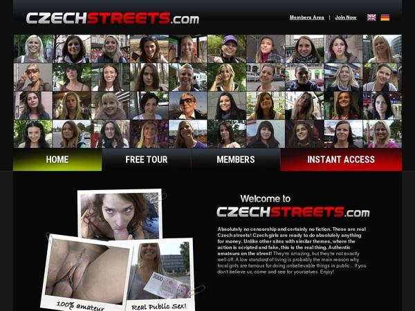 Freies Czechstreets