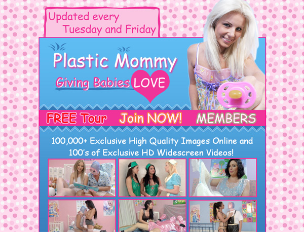 Trial Mommy Plastic