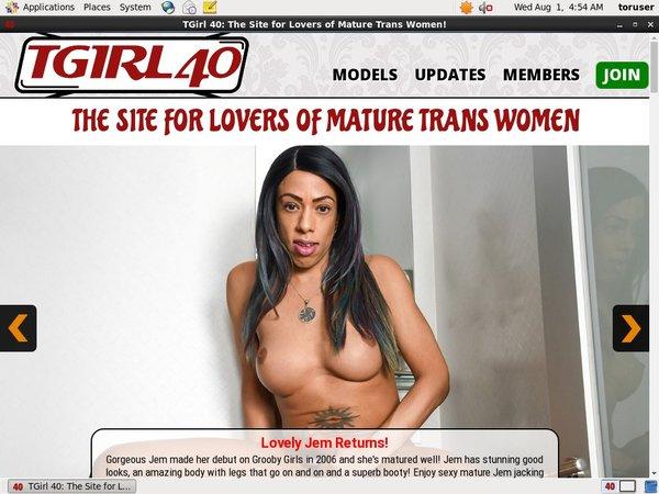 Tgirl40.com Accept Paypal